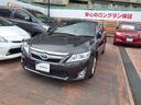トヨタ/カムリ ハイブリッド Gパッケージ フルセグHDDナビ Bモニター