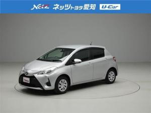 トヨタ ヴィッツ F メモリーナビ ワンセグ キーレス ETC ABS CD