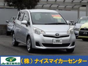 トヨタ ラクティス X 純正オーディオ ハンドルリモコン キーレス