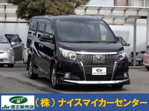 トヨタ エスクァイア Gi ナビ TV バックカメラ ETC トヨタセーフティセンス 両側電動スライドドア シートヒーター