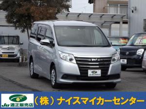 トヨタ ノア X Vパッケージ 8人 純正SDナビ ワンセグTV ブルートゥース AUX 左側電動スライドドア キーレス