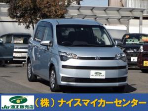 トヨタ スペイド G オーディオ AUX USB 左側電動スライドドア 運転席シートヒーター