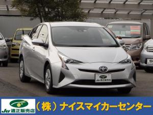 トヨタ プリウス S 純正SDナビ ワンセグTV バックカメラ ETC トヨタセーフティセンス