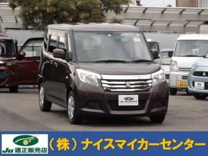 スズキ ソリオ G SDナビ フルセグTV DVD ETC 左側電動スライドドア 運転席シートヒーター
