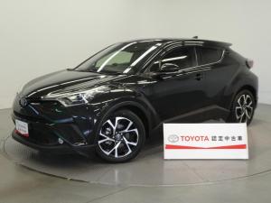 トヨタ C-HR G TSS BSM メモリーナビ フルセグTV 本革シート