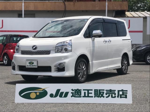 トヨタ ヴォクシー ZS 煌III 両側自動ドア Bモニター ナビTV
