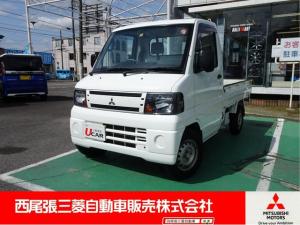 三菱 ミニキャブトラック Vタイプ オートマチック エアコン 3年保証付