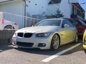 BMW 3シリーズ 320i Mスポーツパッケージ 6速MT 社外マフラー 車高調 サンルーフ ETC 純正ナビ 左ハンドル