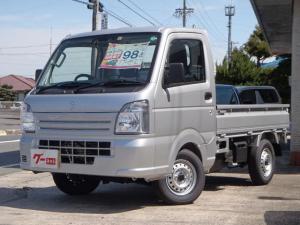 スズキ キャリイトラック KCエアコン・パワステ AT 予防安全装置 届出済み未使用車