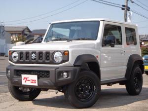 スズキ ジムニーシエラ JL 4WD 登録済み未使用車 スマートキー メーカ保証継承