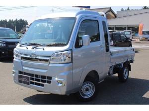 ダイハツ ハイゼットトラック ジャンボSAIIIt 4WD 4AT 届出済未使用車