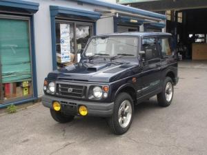 スズキ ジムニー ワイルドウインド オートマ ターボ 4WD