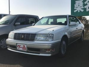 トヨタ クラウン ロイヤルサルーン CDプレーヤー エアコン エアバック