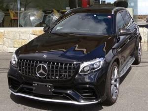 メルセデスAMG GLC GLC63 S 4マチック+ 4WD AMGカーボンP