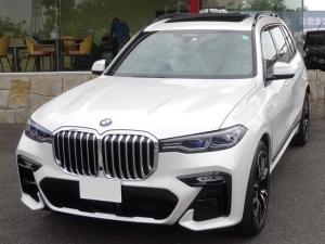 BMW X7 xDrive 35d Mスポーツ Rエンター フルレザー