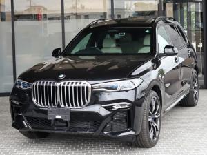 BMW X7 xDrive 35d Mスポーツ 4WD/Rエンターテイメント/Bowers&Wilkins
