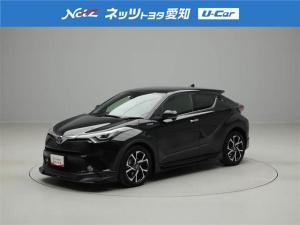 トヨタ C-HR G LEDエディション トヨタ認定中古車