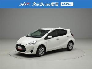 トヨタ アクア Sスタイルブラック トヨタ認定中古車