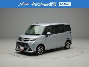 トヨタ タンク カスタムG-T  トヨタ認定中古車