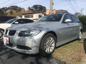 BMW 3シリーズ 320iツーリング ナビ ワンオーナー AW オーディオ付