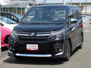 トヨタ ヴォクシー ZS 煌II メモリーナビ 両側電動ドア ETC LED