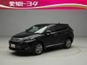 トヨタ/ハリアー プレミアム ワンオーナー 本革 バックモニター ETC