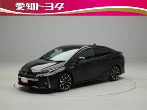 トヨタ プリウスPHV S GRスポーツ ワンオーナー 純正アルミ スマートキ-