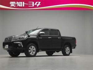 トヨタ ハイラックス Z 4WD T-Connectナビ バックモニター ETC