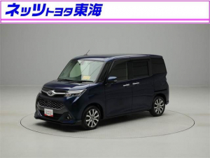 トヨタ タンク カスタムG-T T-Connectナビ フルセグ 純正アルミ