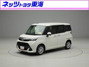 トヨタ タンク G バックモニター スマートキ- ETC メモリーナビ