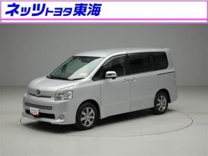 トヨタ ヴォクシー ZS 煌 両側電動スライドドア HDDナビ バックモニタ-