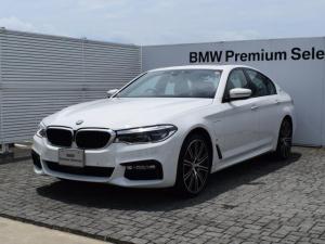 BMW 5シリーズ 530e Mスポーツiパフォーマンス 黒革 SR 20AW
