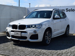 iBMW BMW X3 xDrive 20d Mスポーツ ACC 衝突軽減 19AW
