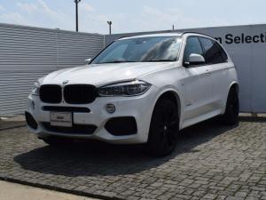 BMW X5 xDrive 35d Mスポーツ 限定車 黒革 パノラマSR