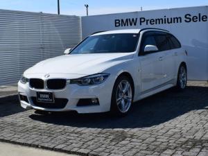 BMW 3シリーズ 318iツーリング Mスポーツ 並走車両警告 18AW