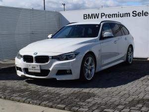 BMW 3シリーズ 318i ツーリング Mスポーツ 純正ナビ Bカメ 18AW
