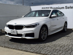 BMW 6シリーズ 623d GT Mスポーツ 黒革 ACC HUD 19AW