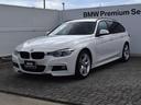 BMW/BMW 320d ツーリング Mスポーツ ACC 純正ナビ フルセグ