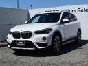 BMW/BMW X1 xDrive 20i 黒革 ACC 純正ナビ Bカメ 地デジ