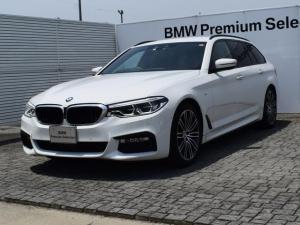 BMW 5シリーズ 523iツーリング Mスポーツ ACC 純正ナビ フルセグ