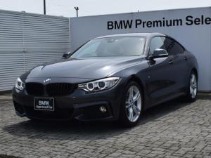 BMW 4シリーズ 420iグランクーペ Mスポーツ ACC 純正ナビ Bカメラ