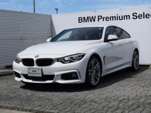 BMW 4シリーズ 440iグランクーペ Mスポーツ 黒革 ACC HUD