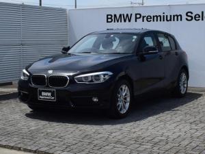 BMW 1シリーズ 118i 純正HDDナビ バックカメラ  SOSコール Bluetooth/AUX/USB CDスロット LEDヘッドライト ETC2.0 オートライト&ワイパー 16AW