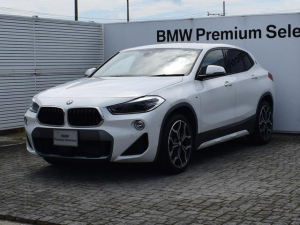 BMW X2 xDrive 20i MスポーツX ドライバーアシストプラス ヘッドアップディスプレイ 純正ナビ Bカメラ 前後PDC Fシートヒータ 電動リアゲート 純正ドラレコ LEDヘッドライト Bluetooth/USB ETC2.0 19AW