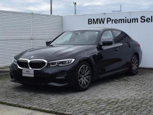 BMW 3シリーズ 320i Mスポーツ ドライバーアシスタントプロフェッショナル パーキングアシストプラス 純正地デジチューナー 純正ナビ 全周囲カメラ 純正FRドラレコ Fシートヒータ 電動リアゲート LEDヘッドライト 18AW