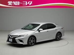 トヨタ カムリ WSレザーパッケージ 衝突被害軽減ブレーキ 本革シート