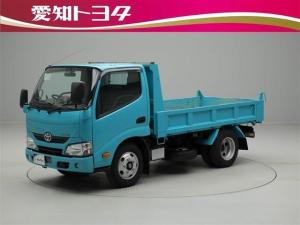 トヨタ ダイナトラック 3tSTDダンプ10フルJL スマートキ- ベンチシート
