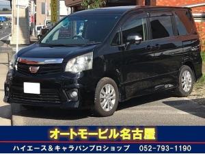 トヨタ ノア Si フリップダウンモニター バックカメラ ETC ナビ