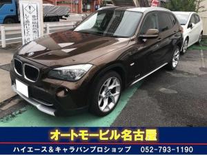 BMW X1 sDrive 18i ナビ フルセグTV ETC キーレス