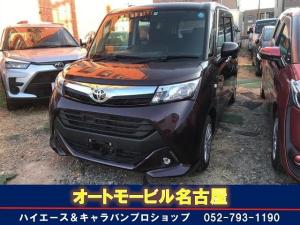 トヨタ タンク X S バックモカメラ ETC スマートキー ナビ TV CD/DVD再生 電動格納ミラー アイドリングストップ クリアランスソナー